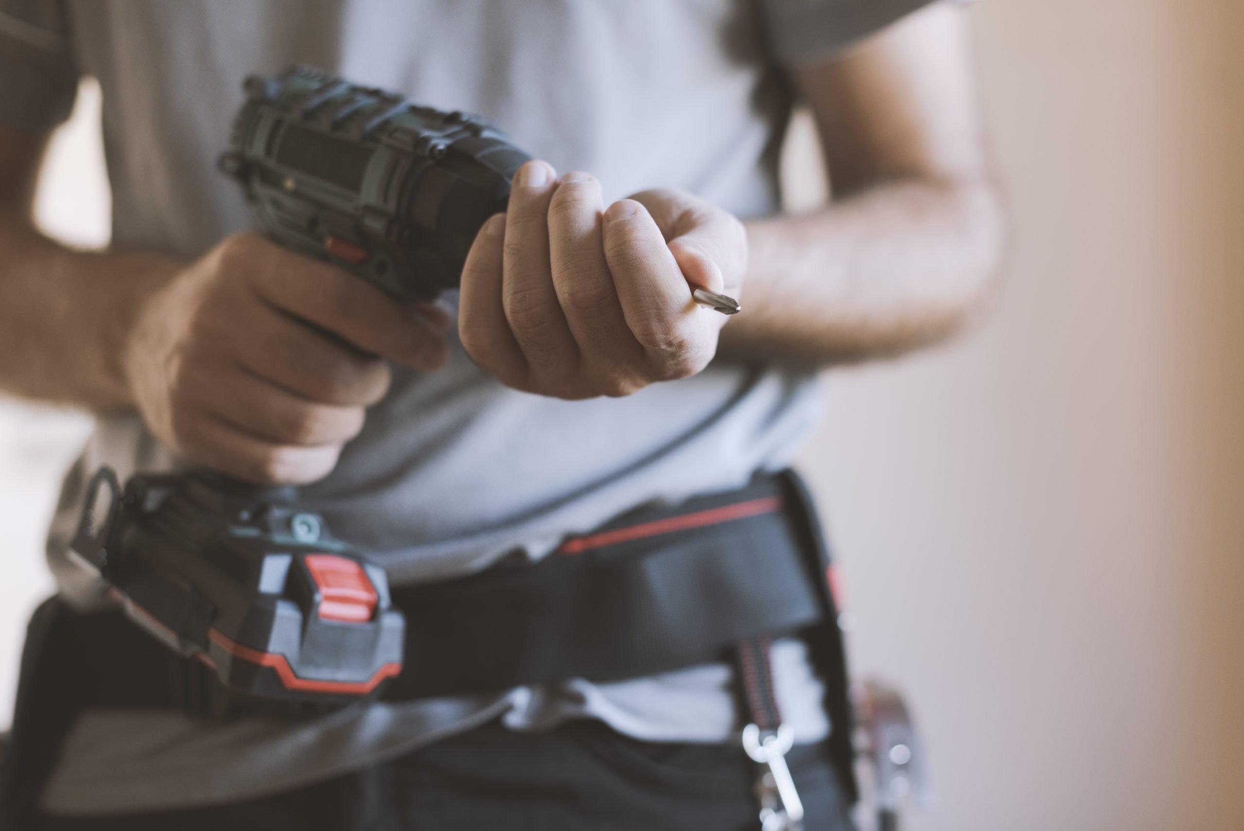 ejendomsservice og vedligeholdelse